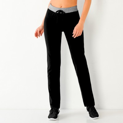 Pantalon jogging maille : Vue catalogue