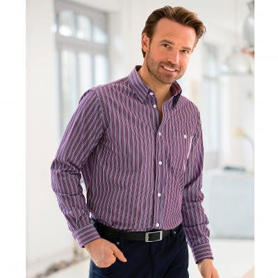 Chemise manches longues Easy Care®  : Vue 1