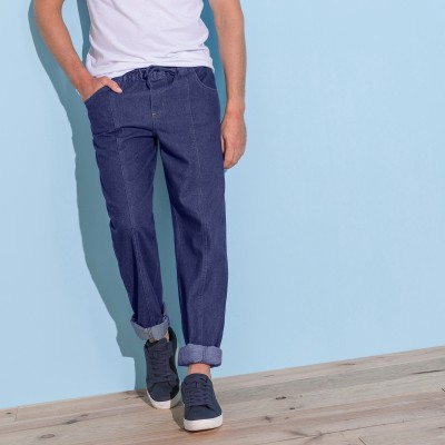 Jean denim  : Vue 2