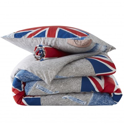 Parure de lit William polyester-coton  : Vue 3