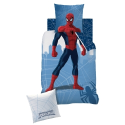 Parure de lit Spiderman Manhattan® coton