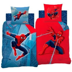 Parure de lit Spiderman® Tower coton