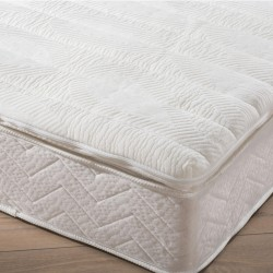Surmatelas latex traité Sanitized® antibactérien