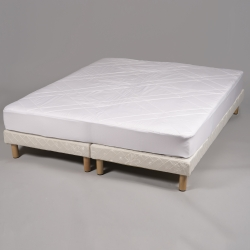 Surmatelas en latex naturel