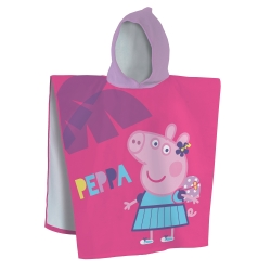 "Cape de bain ""Peppa Pig Holiday""®"