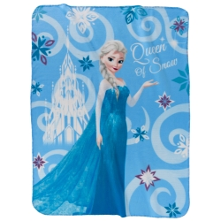 Plaid polaire Reine des Neiges® Arabesque
