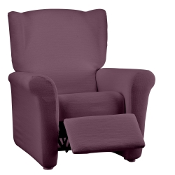 Housse extensible fauteuil relaxation