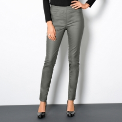 Jegging stretch enduit