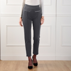 Pantalon maille milano stretch