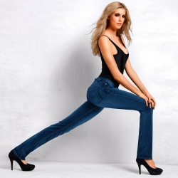"Jean ""super stretch"""