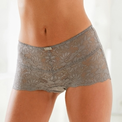 Boxer dentelle - lot de 2