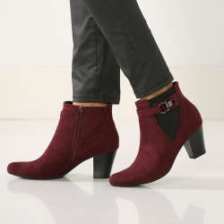 Boots boucles