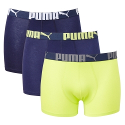 Boxer - lot de 3, coloris assortis