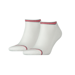 Socquettes sneackers unies Tommy Hilfiger® - Lot de 2 paires