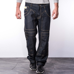 Jean Worker coupe ample