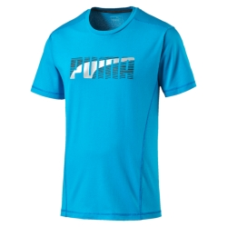 Tee-shirt Active Dry bleu