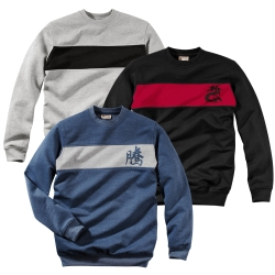 Sweat en molleton homme - lot de 3