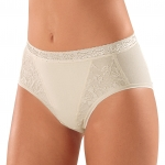 Culotte dentelle midi - lot de 3