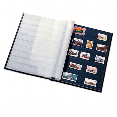 Album timbres Leuchtturm® : Vue catalogue