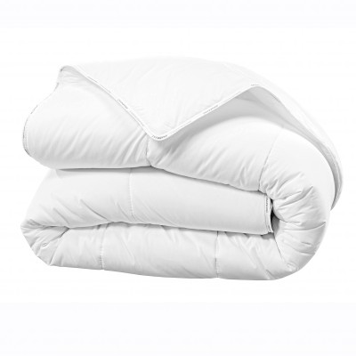 Couette 4 saisons Thermowarm® 200g/m2 + 300g/m² blanc