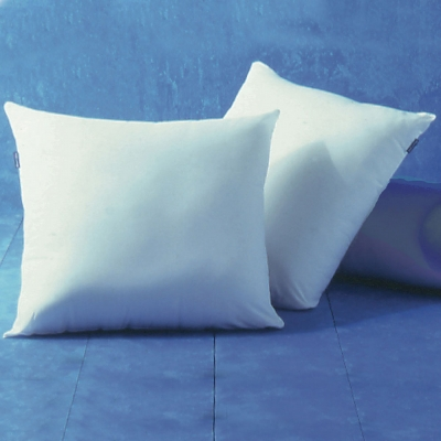 Oreiller volume bleu calin - lot de 2