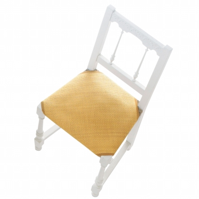 Couvre-chaise uni - lots