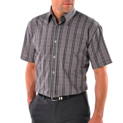 Chemise manches courtes Easy Care®