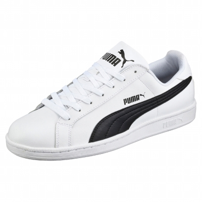 Baskets Smash lacets puma® blanc