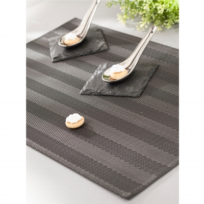 Sets de table Stripes - lot de 2  : Vue 2