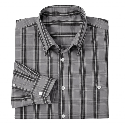 Chemise manches courtes Easy Care®  : Vue 2