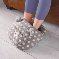 Coussin chauffe-pieds