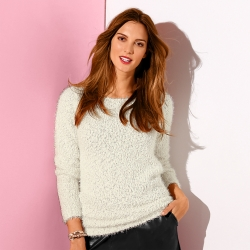 Pull maille douceur