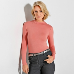 Sous-pull viscose stretch