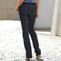 Pantalon jean stretch