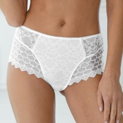 Shorty tulle brodé- lot de 2