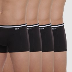 Boxer Eco-Dim® coton stretch - Lot de 4