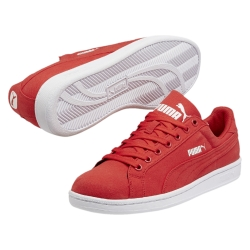 Basket Puma® Smash CV rouge