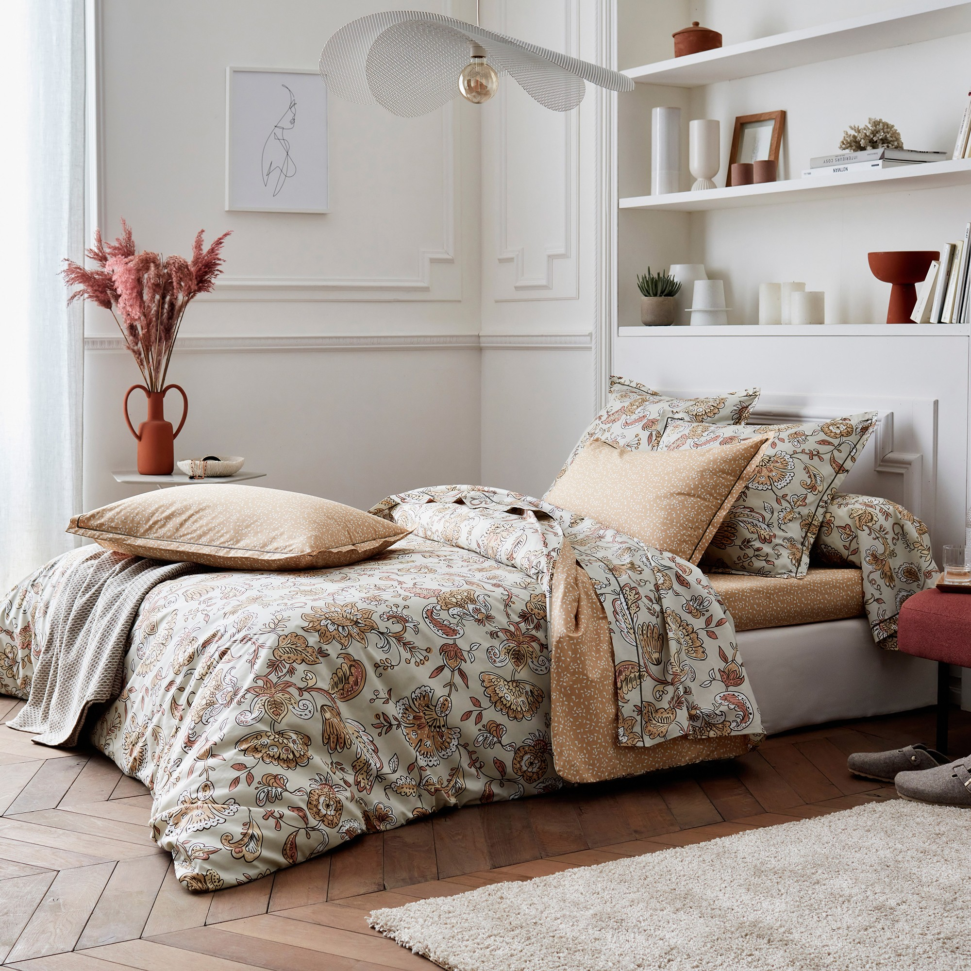 linge de lit big ben polyester coton blancheporte. Black Bedroom Furniture Sets. Home Design Ideas