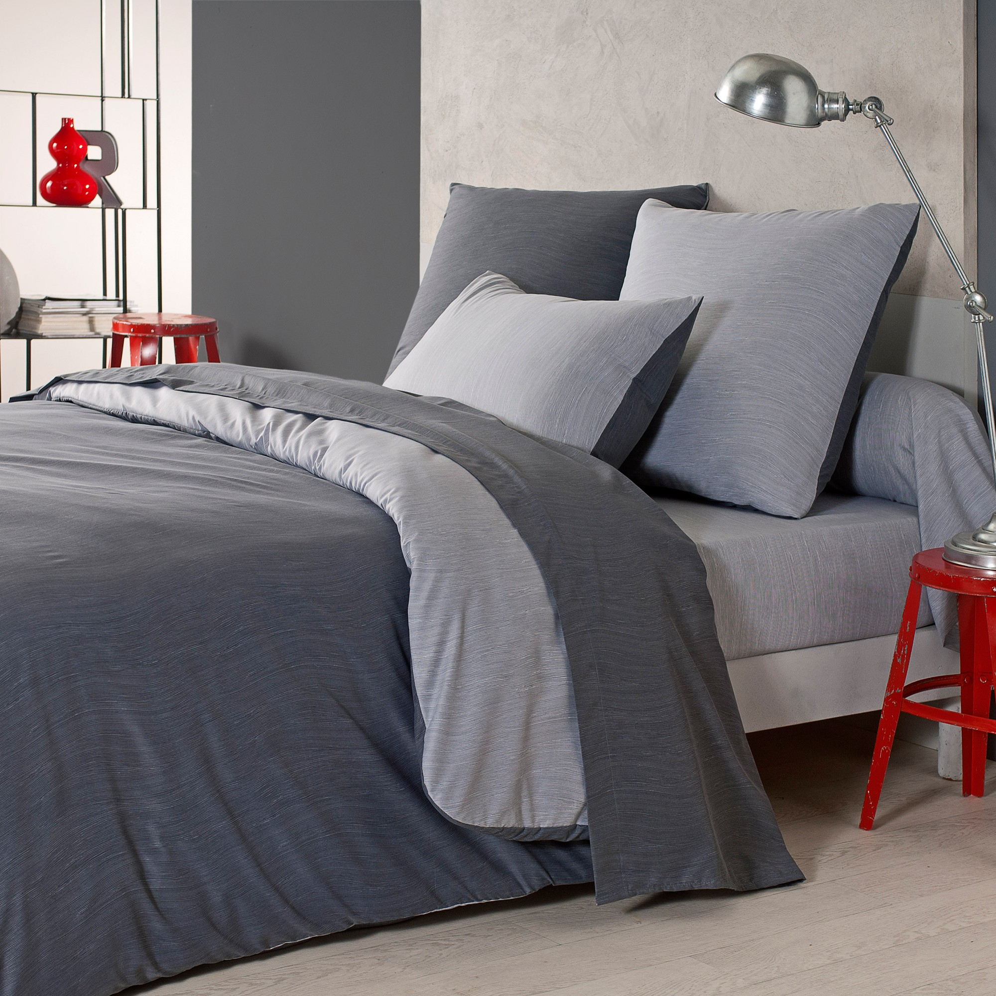 linge de lit vague microfibre blancheporte. Black Bedroom Furniture Sets. Home Design Ideas