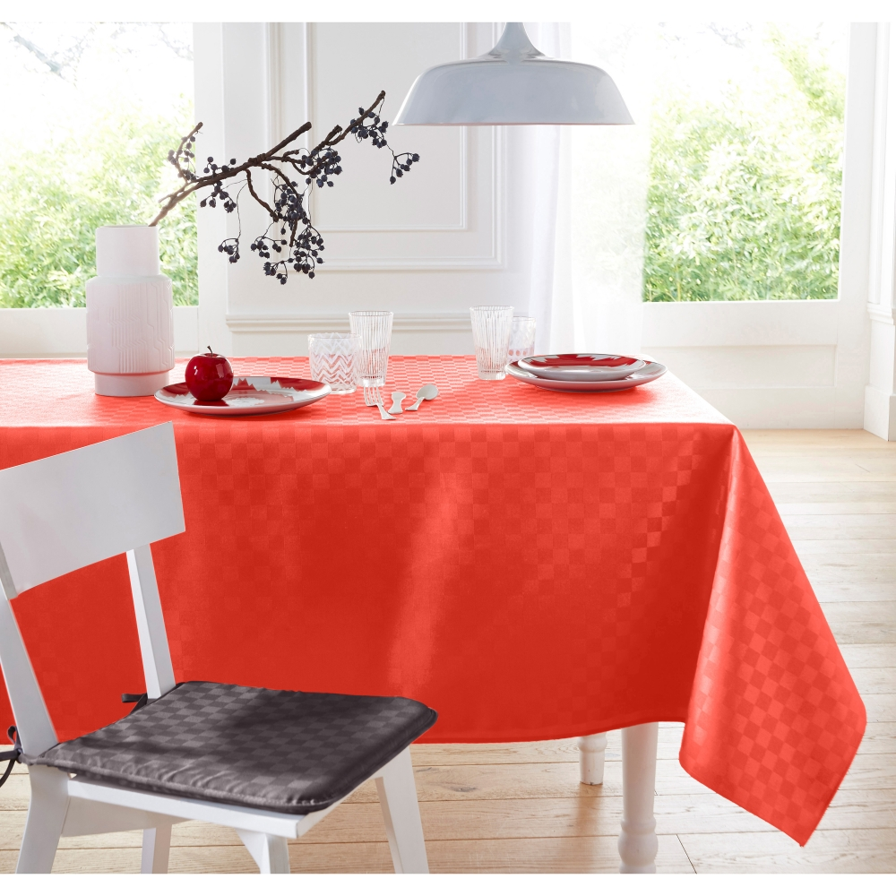 Nappe damier blancheporte - Table damier pas cher ...