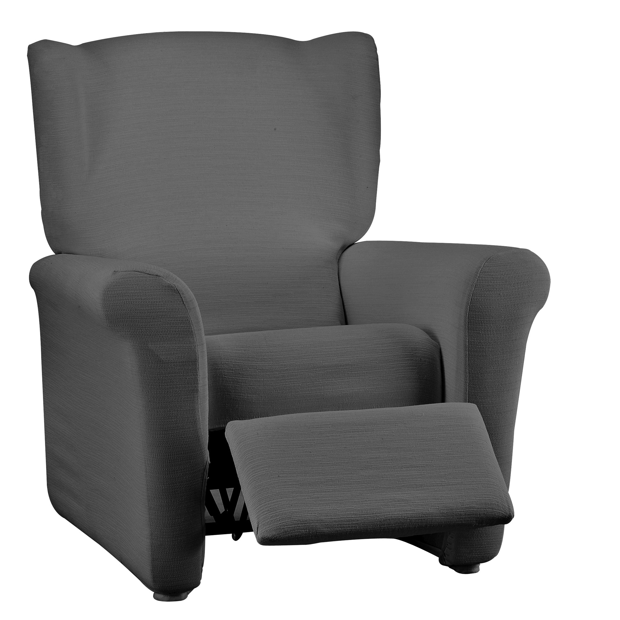 Housse extensible fauteuil relaxation blancheporte - Housse de fauteuil extensible ...