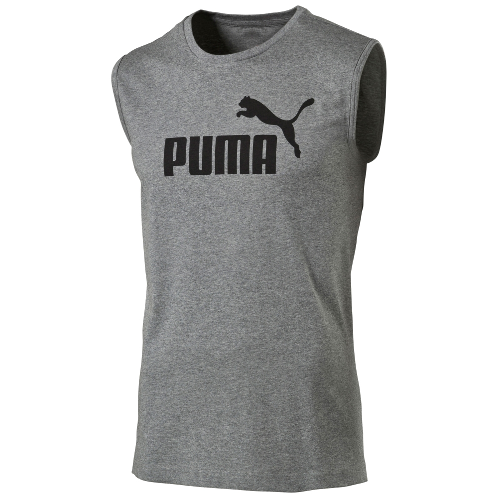 tee shirt puma sans manche blancheporte. Black Bedroom Furniture Sets. Home Design Ideas