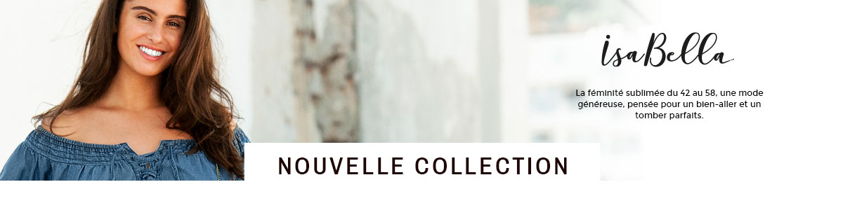 Isabella nouvelle collection