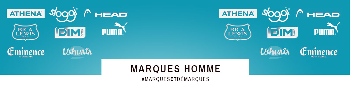 Marques homme