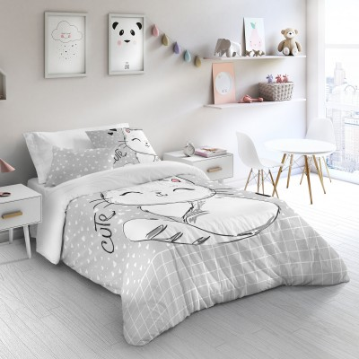 Linge de lit Cutty - coton