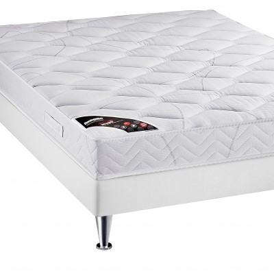 Matelas latex multizones confort ferme Roxane Dunlopillo