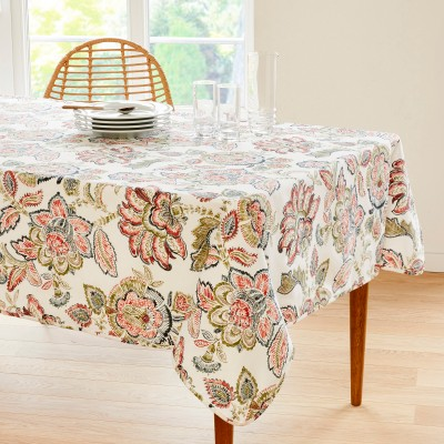 Nappe antitaches motifs Perse