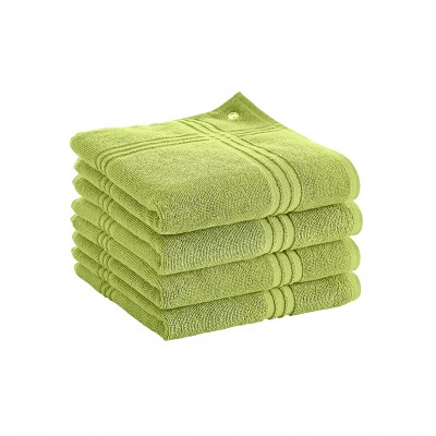 Carré éponge absorbant - lot de 4