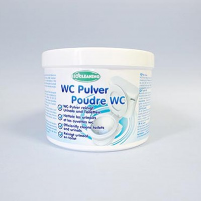 Poudre nettoyante WC BioCleaning