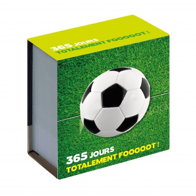 Calendrier 365 jours - Totalement Foot